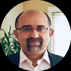 Raza Namazi - Managing Director, DiiSRUPT Digital