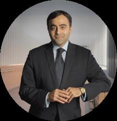 Salman Jaffrey - Chief Business Development Officer, DIFC